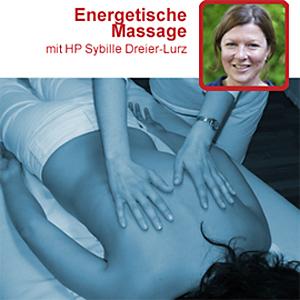 Energetische Massage - Einführung