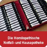 Homöopathische Notfall- und Hausapotheke