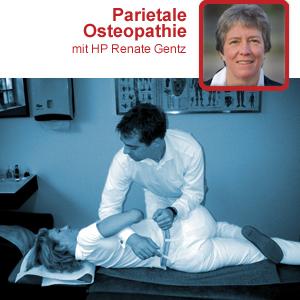 Parietale Osteopathie Fachausbildung
