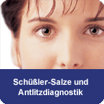 Schüßler-Salze und Antlitzdiagnostik