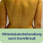 Wirbelsäulenbehandlung nach Dorn/Breuß