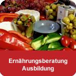 Ernährungsberatung - Ausbildung