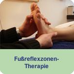 Fußreflexzonen Therapie