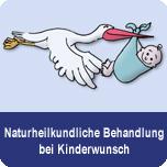 Naturheilkundliche Behandlung bei Kinderwunsch