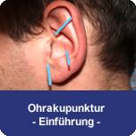 Ohrakupunktur - Einführung