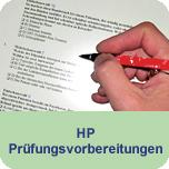 Heilpraktiker (HP) Prüfungsvorbereitungen