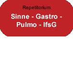 Repetitorium: Sinne - Gastro - Pulmo - IfsG