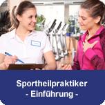 Sportheilpraktiker - Einführung